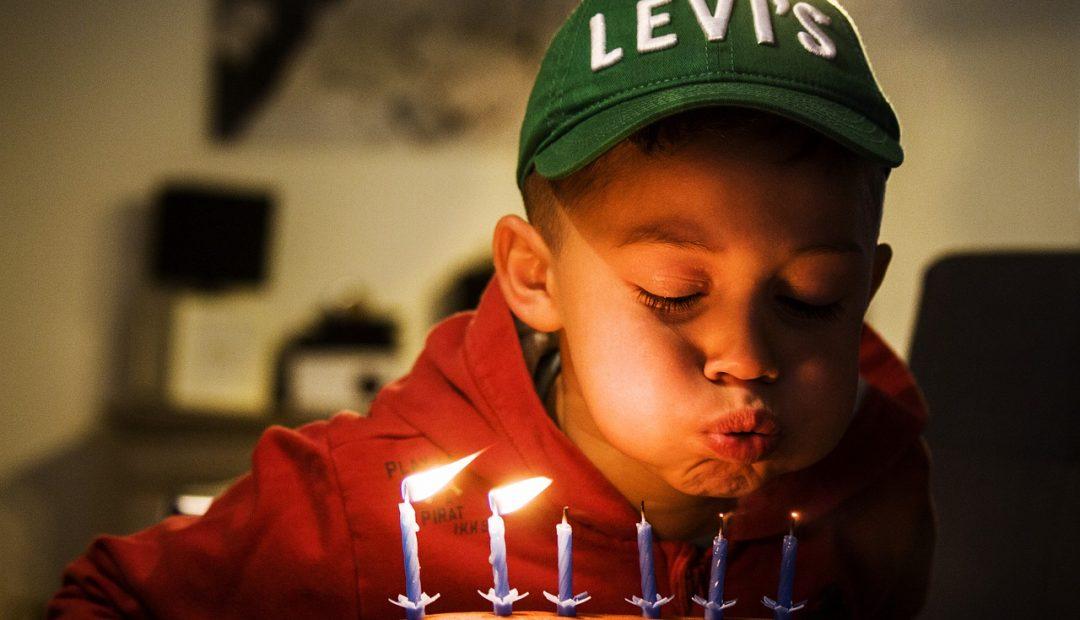 Comment organiser l'anniversaire de son petit garçon?